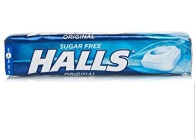 Pastille Halls 2,49$