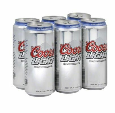 Coors Light 473ML 13.99$