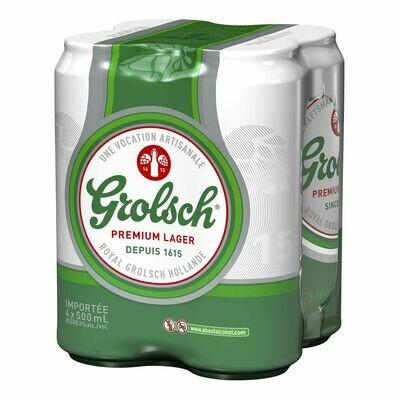 Grolsch 10,99$
