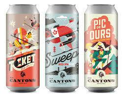 Bière des Cantons 4.99$