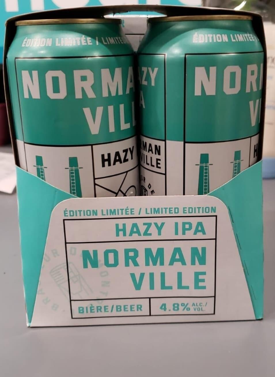 Norman Ville 13.99$