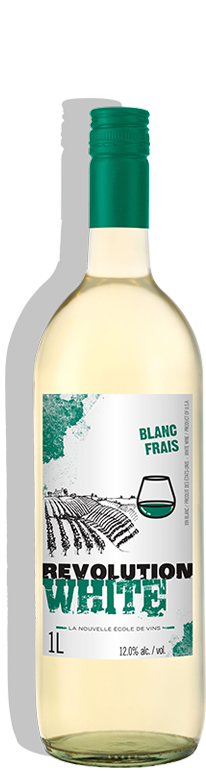 Revolution Vin Blanc 15.89$