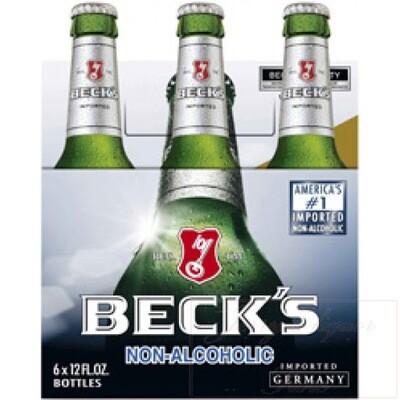 Beck's Sans Alcool 11.99$
