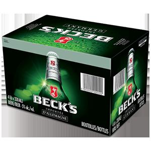 Becks 36.99$