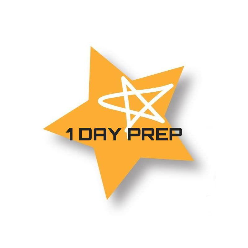One Day ACT Prep Course
