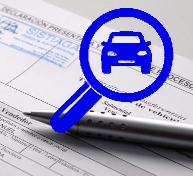 Solicitar informe DGT de vehículos