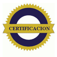 Certificación Mercantil