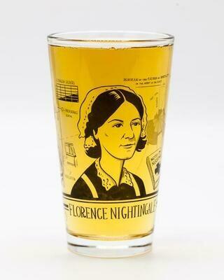 Florence Nightingale Pint Glass