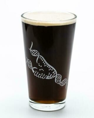 DNA Replication Pint Glass