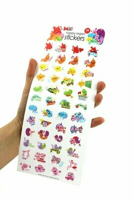 Happy Organs Sticker Sheet
