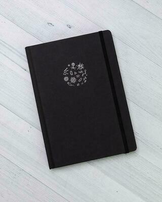 Infectious Disease A5 Notebook