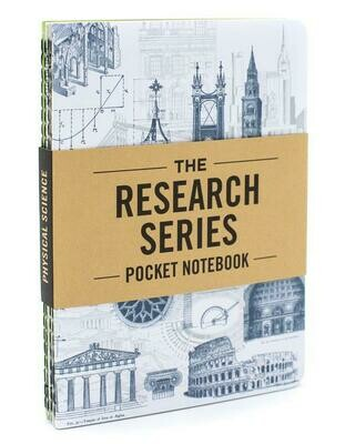 Physical Science Pocket Notebook 4-Pack