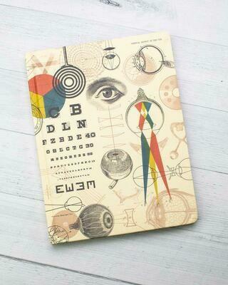 Optics + Sight Notebook