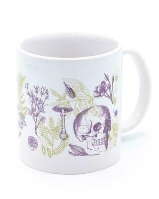 Poisonous Plants Mega Mug