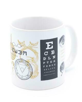 Optics + Sight Mega Mug