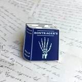 Bontrager's Textbook Pin