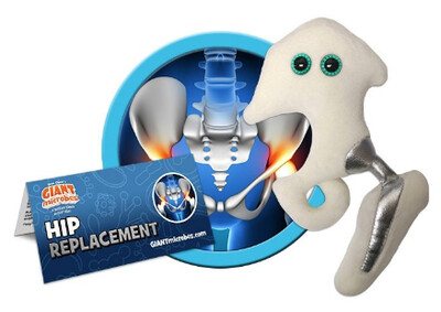 Plush Hip Replacement