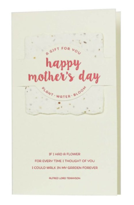 Wildflower Mix - Happy Mother's Day  Card