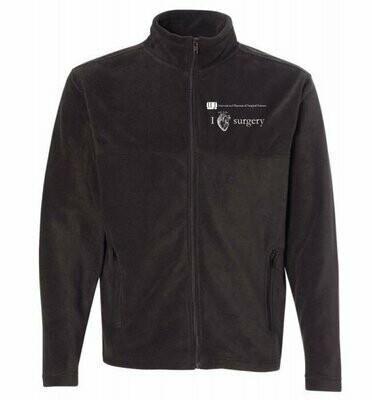 IMSS I Heart Surgery Fleece Jacket - Full Zip
