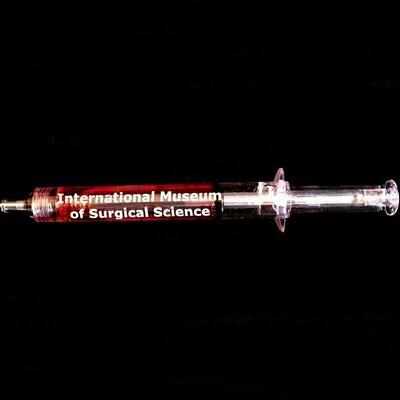 Ink Pen - Hypodermic Needle