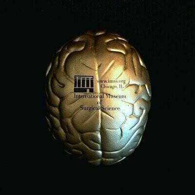Stress Ball - Golden Brain