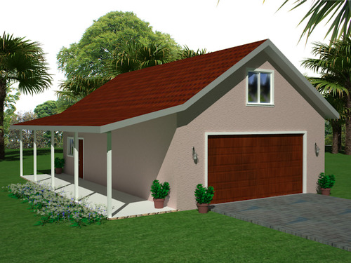 Garage With Apartment Plans CB Offer – 32X40 Garage Plans