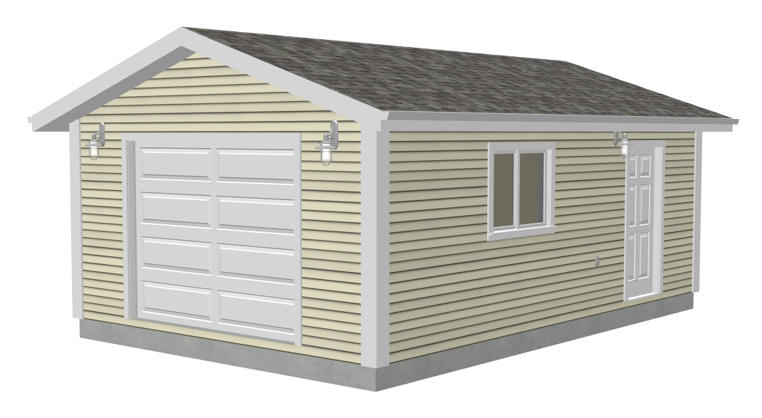 Naumi 10 x 12 gambrel shed plans 24x24 pavers Must see – 16X24 Garage Plans
