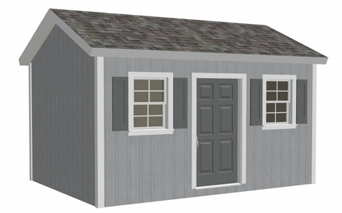 Children s Playhouse Plans – Playhouse With Garage Plans