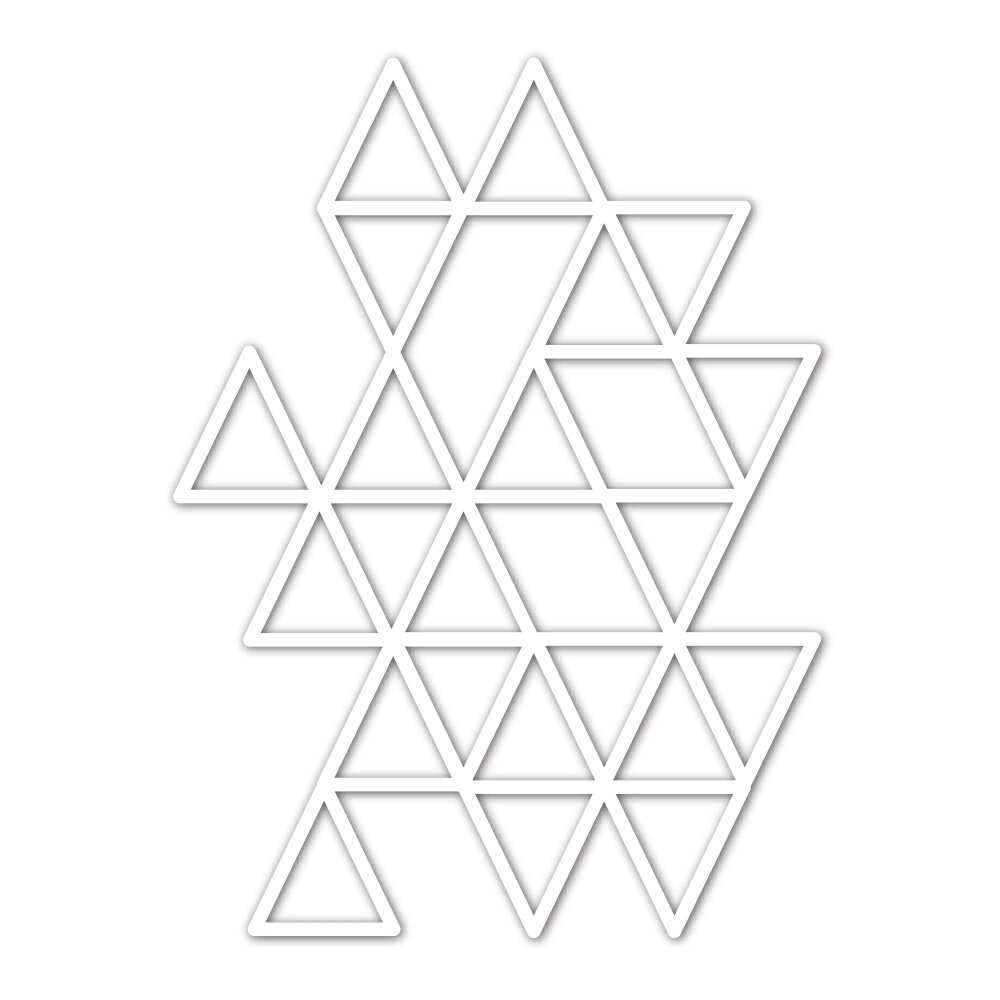 Simon Says Stamp TRIANGLE ELEMENT Die