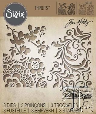 Sizzix THINLITS - MIXED MEDIA #2