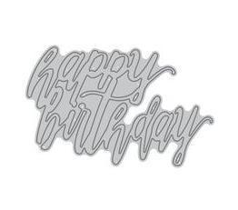 Altenew HAPPY BIRTHDAY Die Set