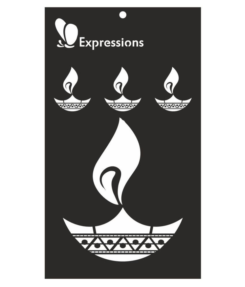 Expressions DEEPAM Stencil