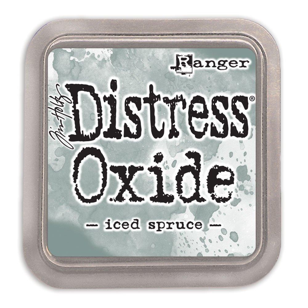 Tim Holtz ICED SPRUCE Distress Oxide Pad