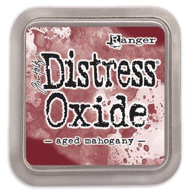 Tim Holtz AGED MAHOGANY Distress Oxide Ink Pad