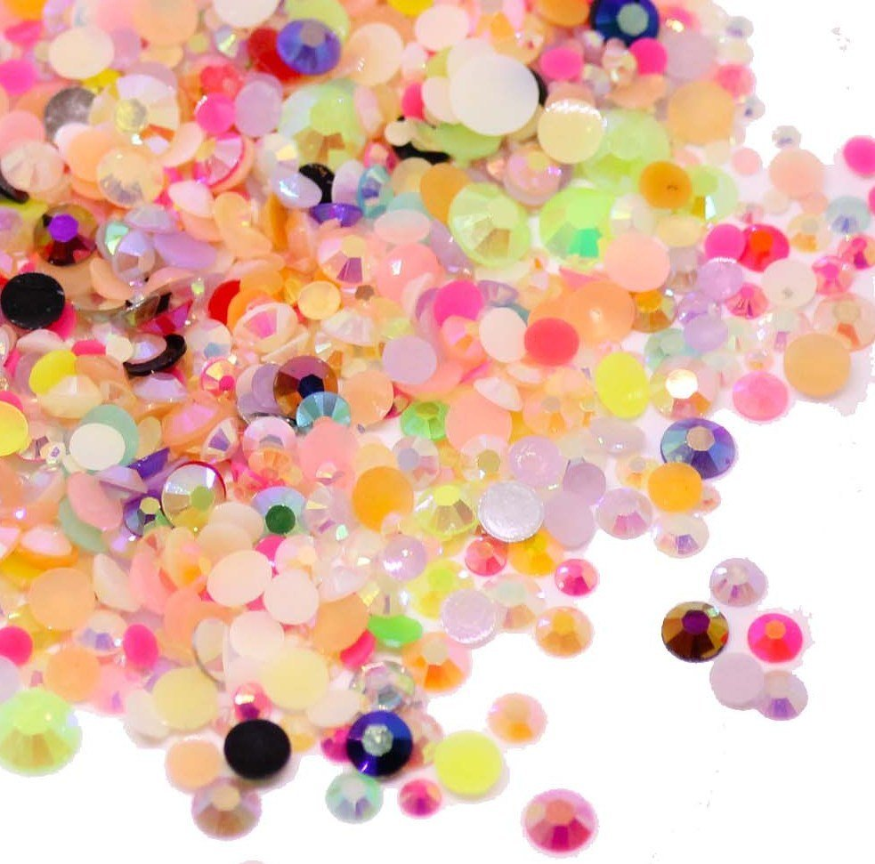 Stardust RAINBOW BITS Jewel Mix