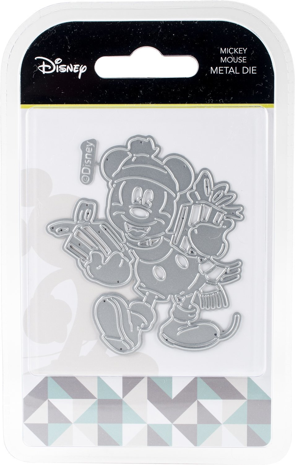 Disney MICKEY MOUSE Mickey & Minnie Mouse Die Set