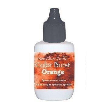 Ken Oliver ORANGE Color Burst Powder