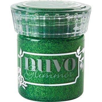 Nuvo EMRALD GREEN Glimmer Paste