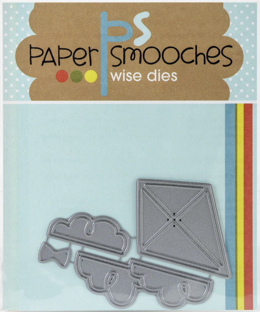 Paper Smooches KITE WISE Die