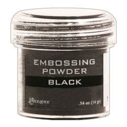 Ranger BLACK Embossing Powder 1oz