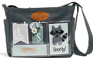 Spellbinder TOTE Bag- Grey