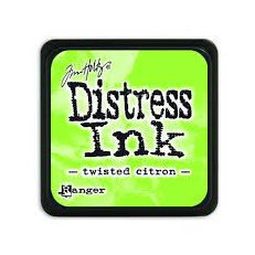 Tim Holtz TWISTED CITRON MINI Distress Ink Pad