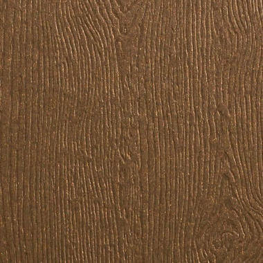 WOODGRAIN SHIMMER BROWN Textured Cardstock 300GSM-10/pk