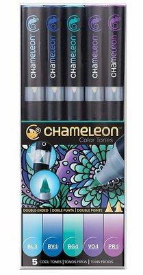 Chameleon COOL TONES Alcohol Ink Pen Set