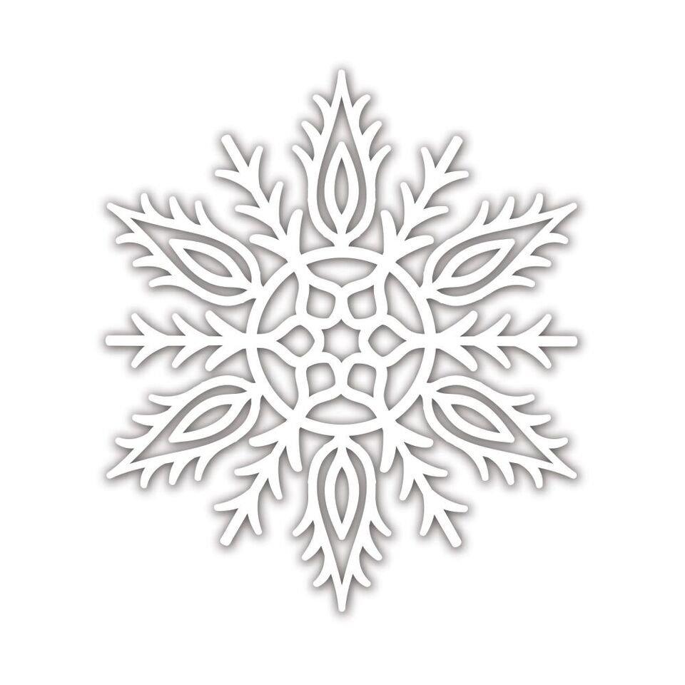 Simon Says Stamp ALICIA SNOWFLAKE Die
