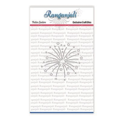 Ranganjali FANCY FIREWORKS Exclusive Craft Die