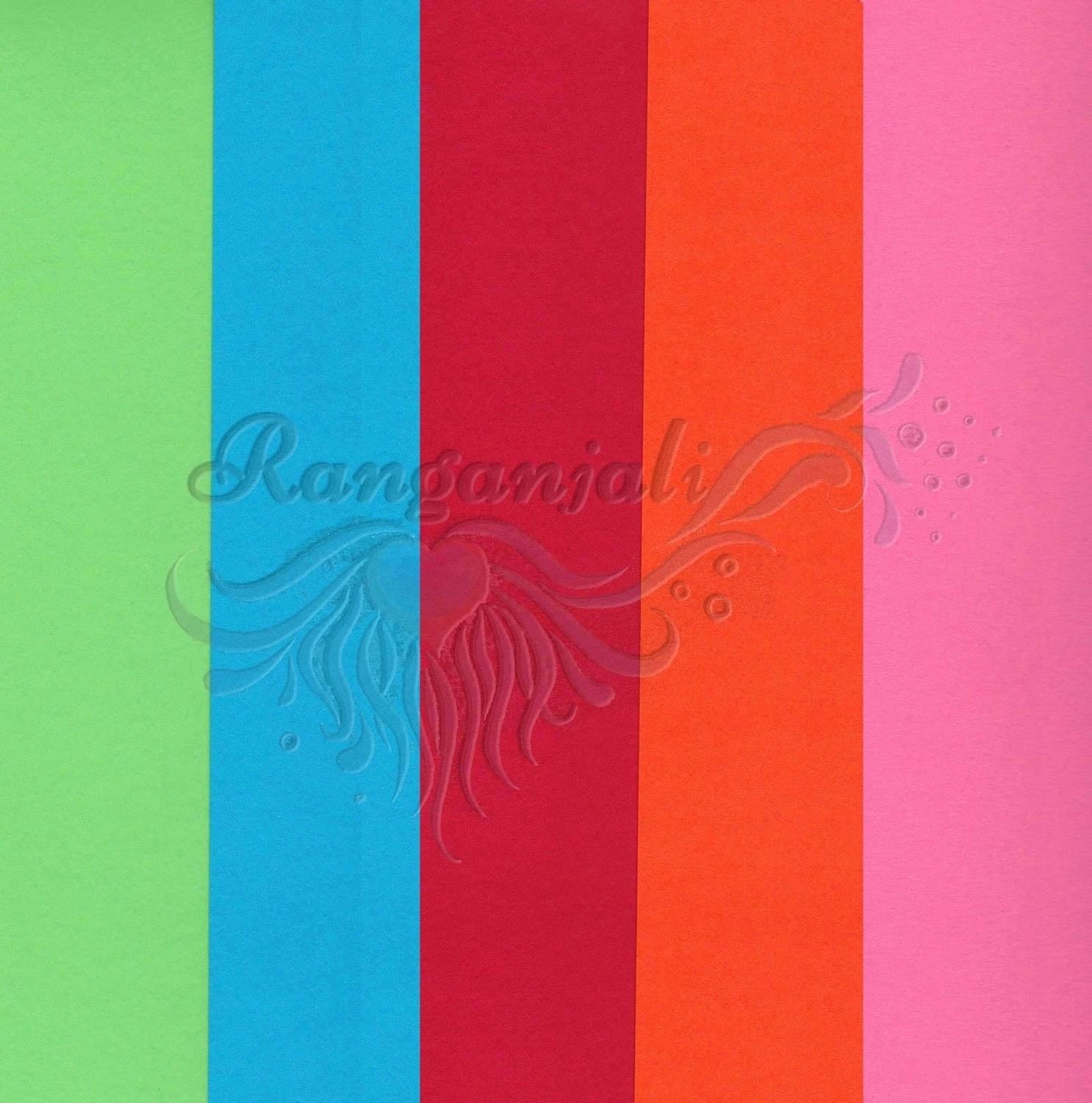 BRIGHTS 250GSM Heavyweight Smooth A4 Cardstock- 10/pk