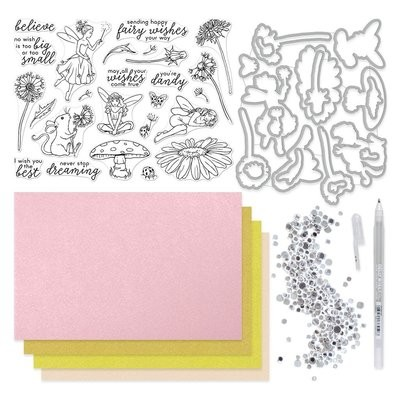 Hero Arts MY MONTHLY HERO December 2018 Kit