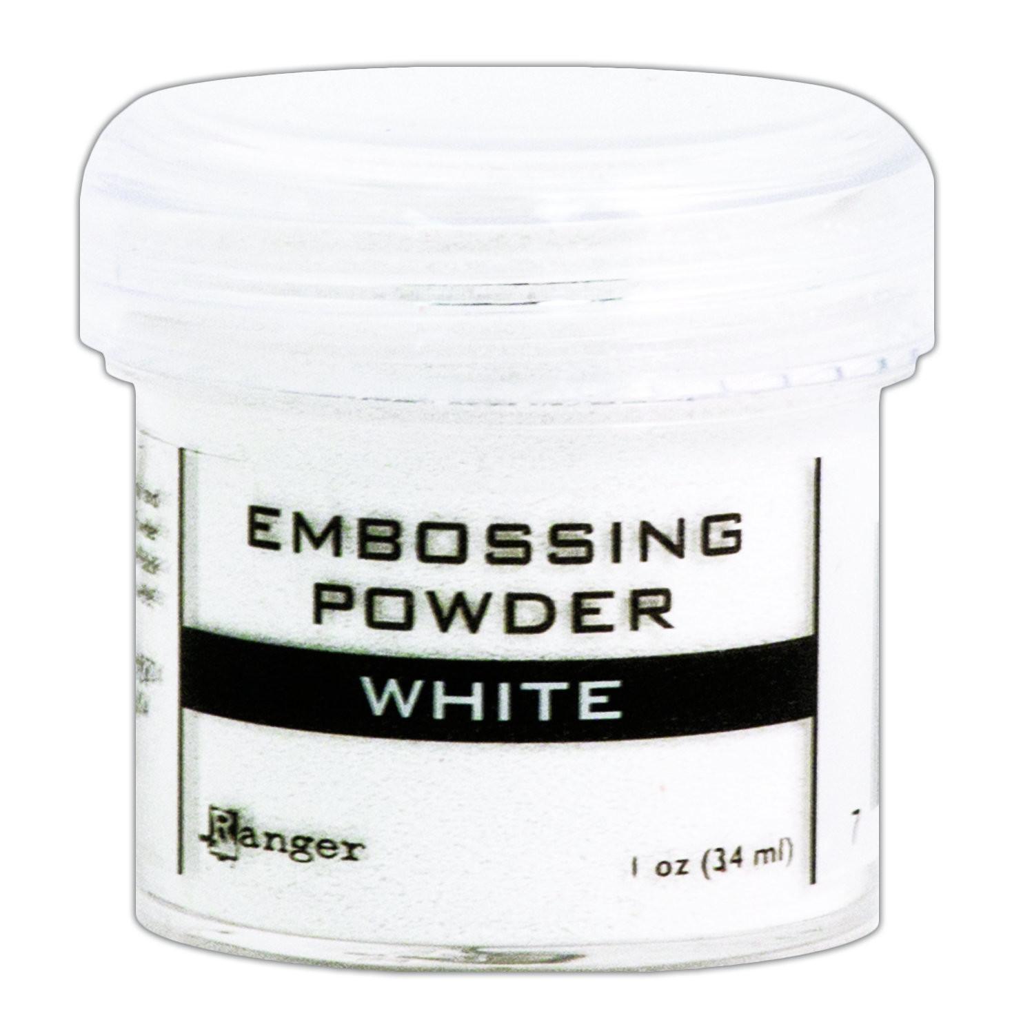 Ranger WHITE Embossing Powder 1oz