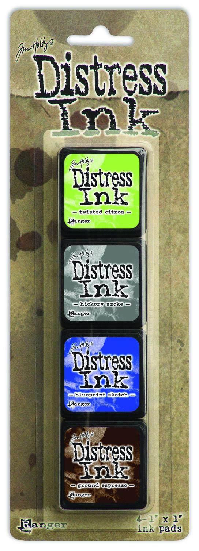 Tim Holtz Distress MINI INK KIT #14